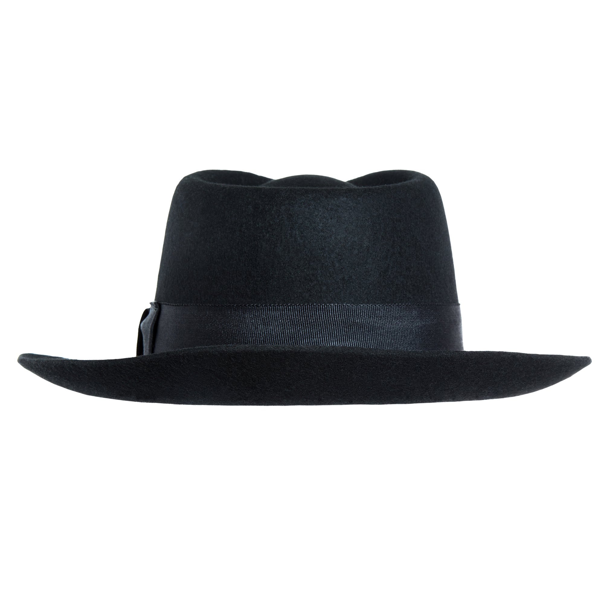 2cc249b21 Black Fedora Hat