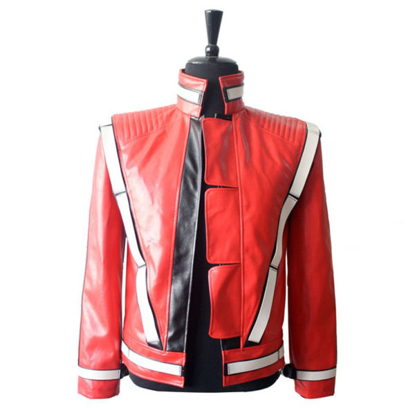 Bad Tour Thriller Jacket