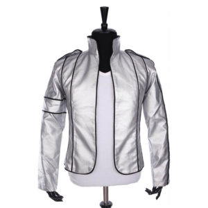 Dangerous Tour Silver Heal The World Jacket