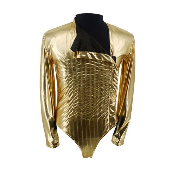 Gold Leotard