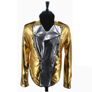 History Tour Gold Suit